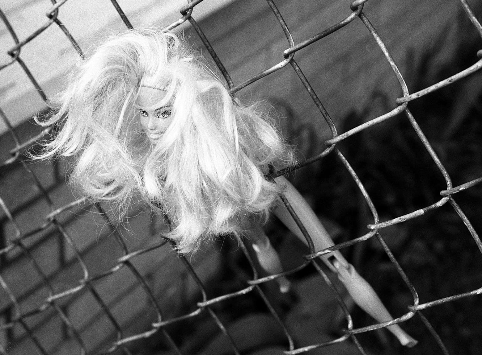 Creepy Barbie